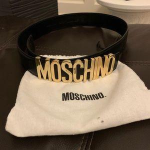 Women's Moschino belt